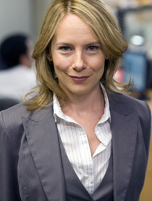 The Office: Amy Ryan dá à luz uma menina - Estrelando