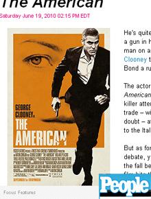 007?: Veja George Clooney em cartaz de novo filme - Estrelando