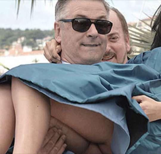 Esposas rusas desnudas alec baldwin