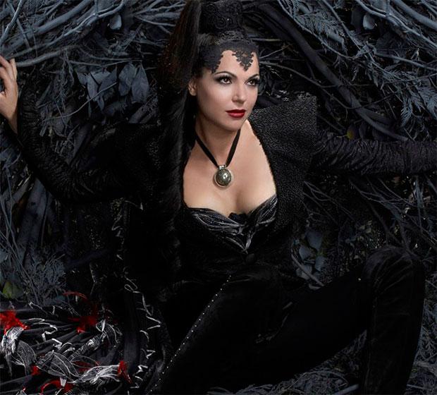04831e678 A personagem de Lana Parrilla na série de televisão é conhecida pelos looks  extravagantes e bastante chiques