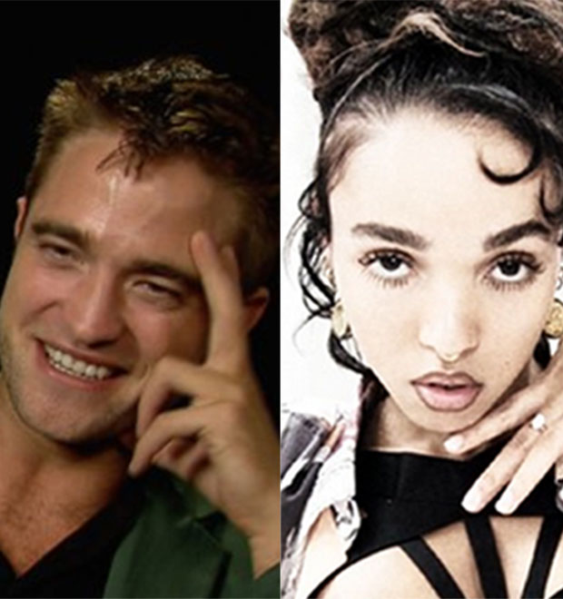 0b384cfc1 Robert Pattinson está realmente apaixonado por sua namorada