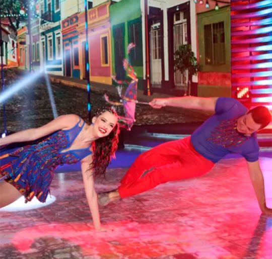 Agatha Moreira é eliminada na Dança dos Famosos