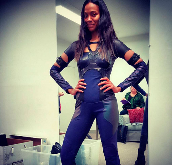 8198c27da984b A atriz compartilhou o feito em sua conta no Instagram comemorando muito a  conquista
