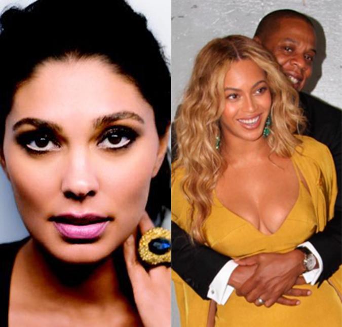 Rachel Roy, suposto pivô de briga entre Jay-Z e Beyoncé