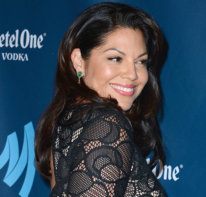 Confirmado: Sara Ramirez, que interpreta a Dra  Callie Torres em