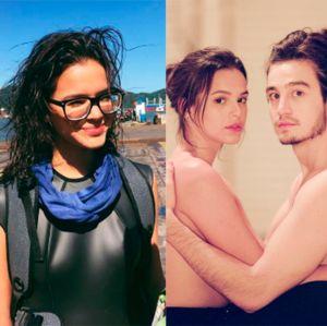 Ex de Isabelle Drummond, Tiago Iorc manda recado fofo para Bruna Marquezine, entenda!