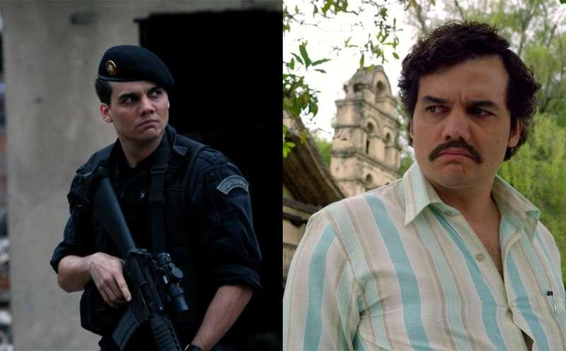 Como Seria Se O Capitão Nascimento Fosse Atrás Do Pablo Escobar