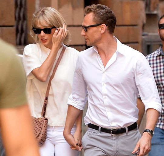 Namoro de Taylor Swift e Tom Hiddleston pode ser encenado, diz site