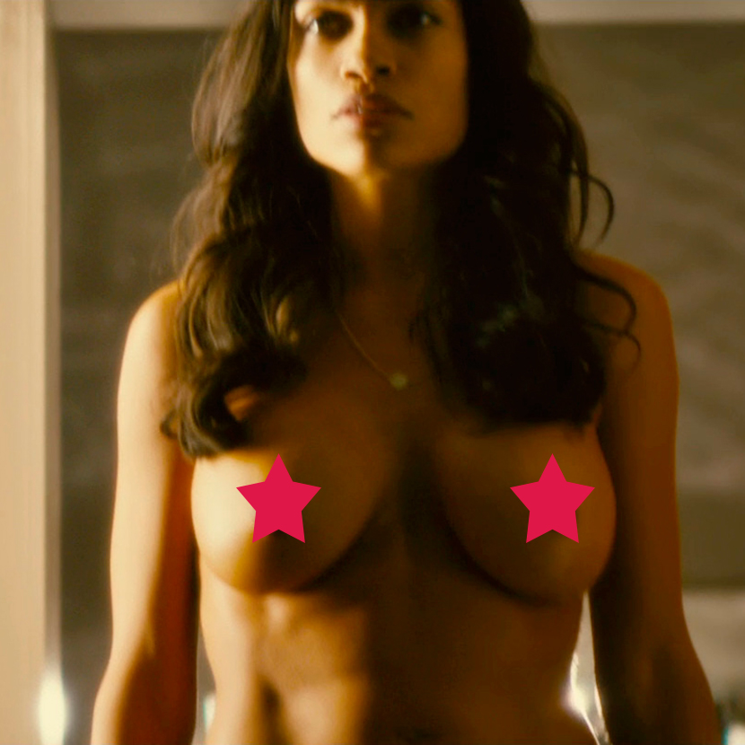 Rosario dawson topless in movie, adult sex numbers