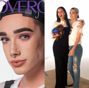 Quebrando padrões! Marca de maquiagem de Katy Perry tem, pela primeira vez, modelo masculino!