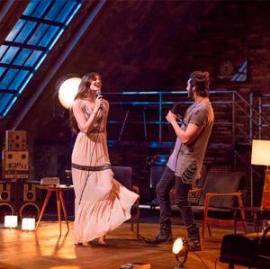 Luan Santana fala da participação de Camila Queiroz em seu novo DVD: - A Camila ficava superenvergonhada