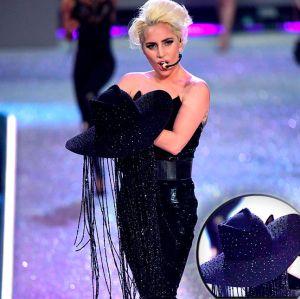 Lady Gaga usou um chapéu de três milhões de reais no show do Victoria s  Secret Fashion Show ca046e243ae