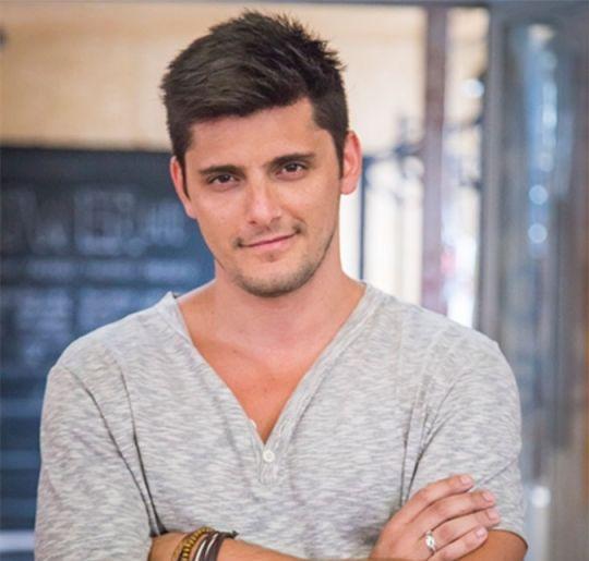 Bruno Gissoni fala sobre seu personagem em Malhação: -Mulherengo