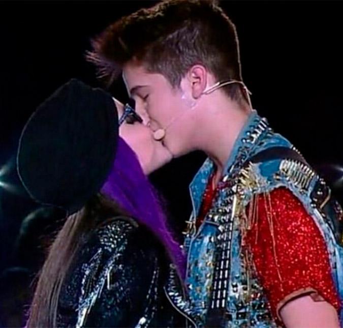 9aa76697139f5 Larissa Manoela e João Guilherme se beijam no último capítulo de ...