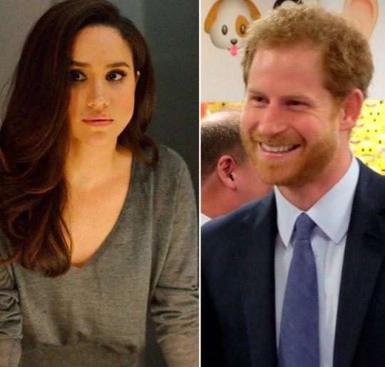Príncipe Harry e Meghan Markle parecem muito apaixonados, diz fonte