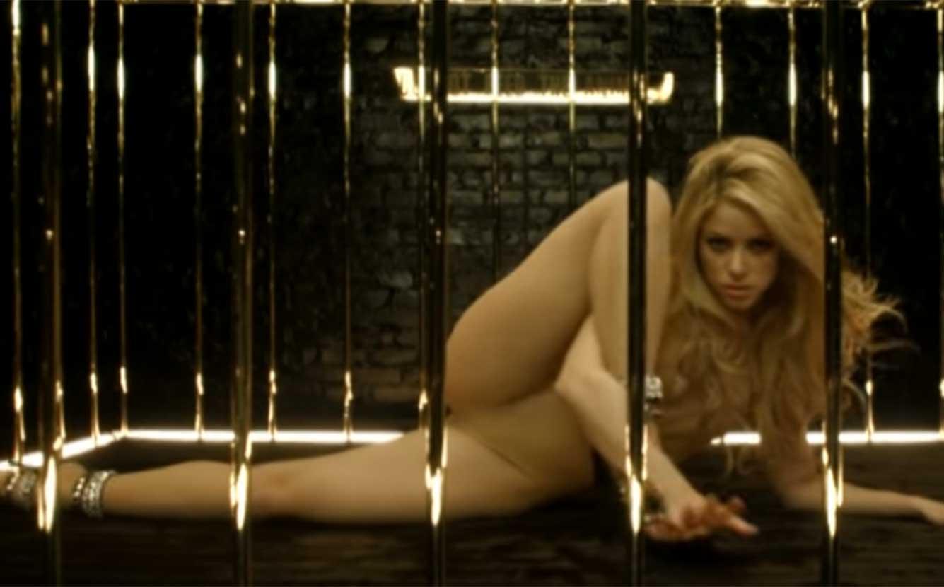 необычный секс самые сексуальные клипы шакиры это