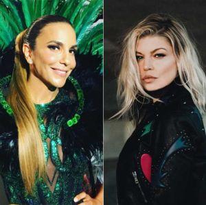 Após Lady Gaga anunciar show no Rock In Rio, Ivete Sangalo e Fergie também são confirmadas no evento!