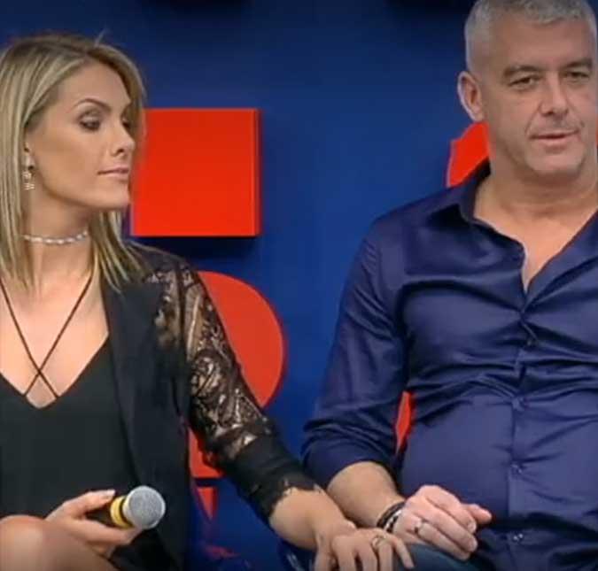 e6bd2a68ca3b3 Casada com seu empresário, Alexandre Correa, Ana Hickmann contou que se  irritava por não ser escutada