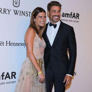 Mariana Goldfarb responde ao pedido de casamento de Cauã Reymond!