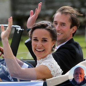Paulo Coelho no casamento de Pippa Middleton? Saiba como o escritor esteve presente!
