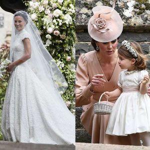 Vestido de casamento de Pippa Middleton custou 170 mil reais, saiba mais!