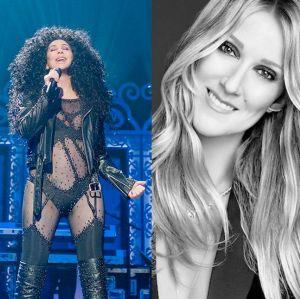 Céline Dion mostra que é gente como a gente e canta Cher nos bastidores de premiação!
