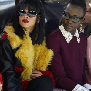 Rihanna e Lupita  Nyong'o vão estrelar filme inspirado em uma fanfic do Twitter, entenda!