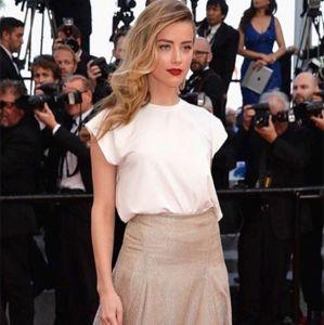 Produtor diz na justiça que Amber Heard se recusou a fazer cenas de nudez por causa de ciúmes de Johnny Depp