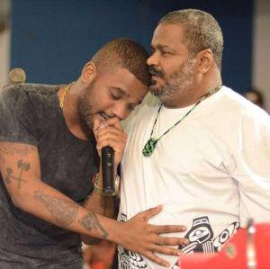 Filho de Arlindo Cruz faz homenagem ao pai, que segue internado