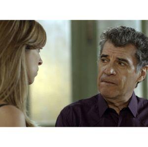 Haroldo desmascara Marisa ao descobrir que não é pai do filho dela em Rock Story