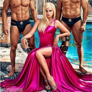 Confira a primeira imagem oficial de Penélope Cruz como Donatella Versace!