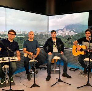 Na voz de Skank, música dos Beatles será tema de abertura da próxima novela das sete da Globo!