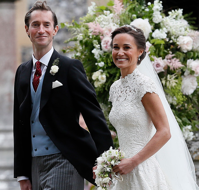 em vez de um casamento digno de realeza pippa middleton teve o casamento que realmente queria entenda estrelando em vez de um casamento digno de realeza pippa middleton teve o casamento que realmente queria entenda estrelando