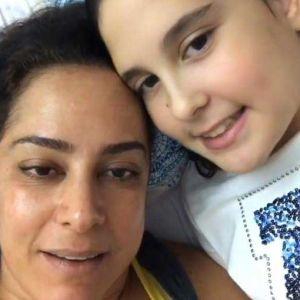 Há uma semana internada com embolia pulmonar, Silvia Abravanel comemora alta, saiba mais!
