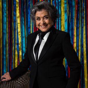 Betty Faria relembra tempos de Tieta: - Assisto em estado de total encantamento e saudade