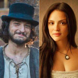 Agora em Novo Mundo, ator de Sítio do Pica Pau Amarelo deseja voltar a contracenar com Isabelle Drummond