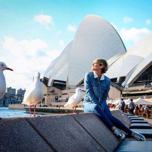 Saiba tudo sobre o intercâmbio de Isabella Santoni em Sidney, na Austrália!