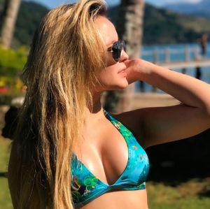 Larissa Manoela nega silicone: - O povo não tem mais o que inventar!