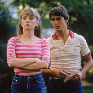 Rebecca de Morney traiu namorado com Tom Cruise em filmagens de Negócio Arriscado
