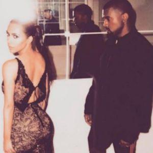 Se depender de Kanye West, ele e Kim Kardashian terão uma família com cinco ou seis filhos