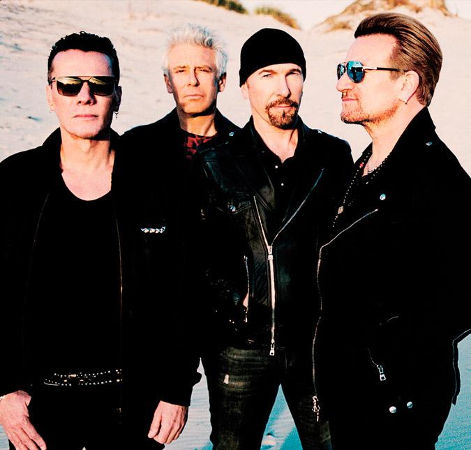 c530af55a Turnê do U2 no Brasil ganha um terceiro show em São Paulo, saiba mais!