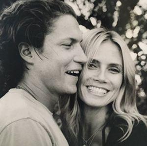 Namorado de Heidi Klum nega traição após ser clicado beijando outra mulher