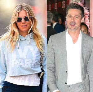 Brad Pitt troca carícias com Sienna Miller durante festival, saiba mais!