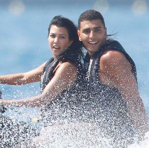 Kourtney Kardashian termina namoro com o modelo Younes Bendjima, diz site