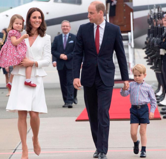 Agora é Oficial: Kate Middleton E Príncipe William Podem