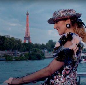 Céline Dion arrasa com os melhores looks da semana de alta-costura, assista!