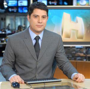Evaristo Costa não renova seu contrato com a Globo para tirar ano sabático, entenda!