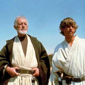 Mark Hamill revela que levou um tapa no rosto de Alec Guiness durante filmagens de Star Wars!