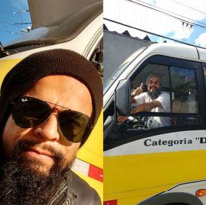 Pierre Bittencourt, o Mosca de Chiquititas, é agora motorista de ônibus!