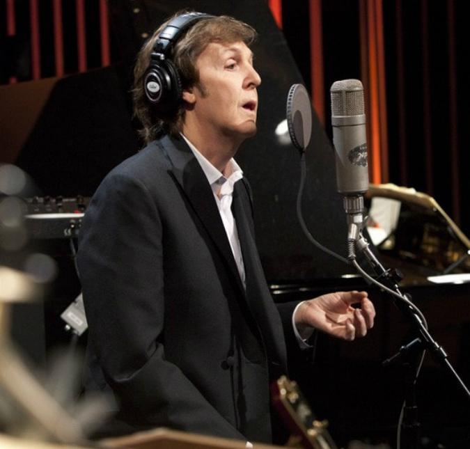 Resultado de imagem para Nova música de Paul McCartney inspirada em Donald Trump